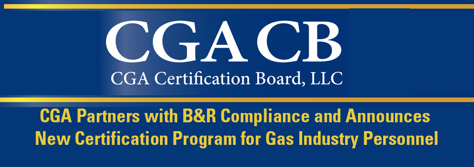 CGA Announces New Certification Program for Gas Industry Personnel